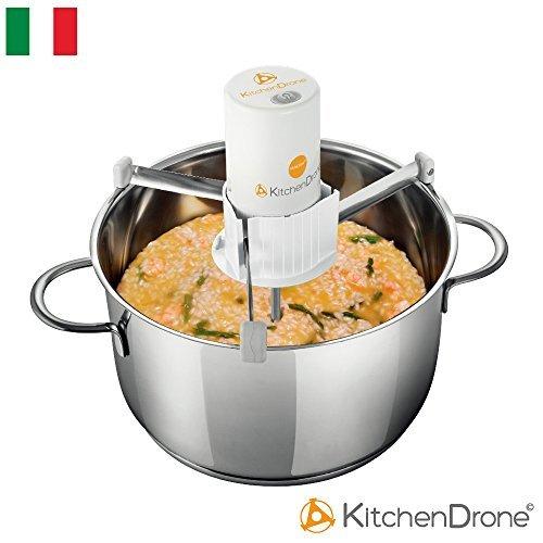 キッチンドローン Kitchen Drone【イタリア発 自動かき混ぜ機】...