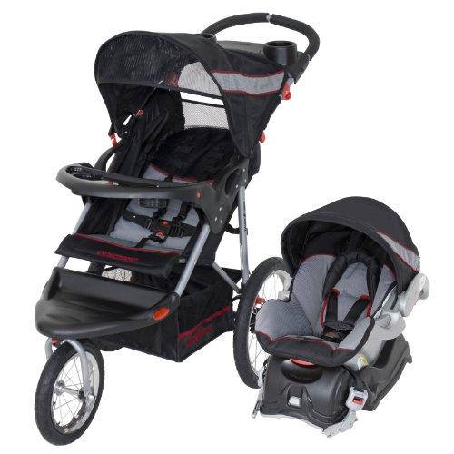 Baby Trend [ベビートレンド] 3輪バギー ベビーカー エクスペディション LX トラベルシステム ミレニアム