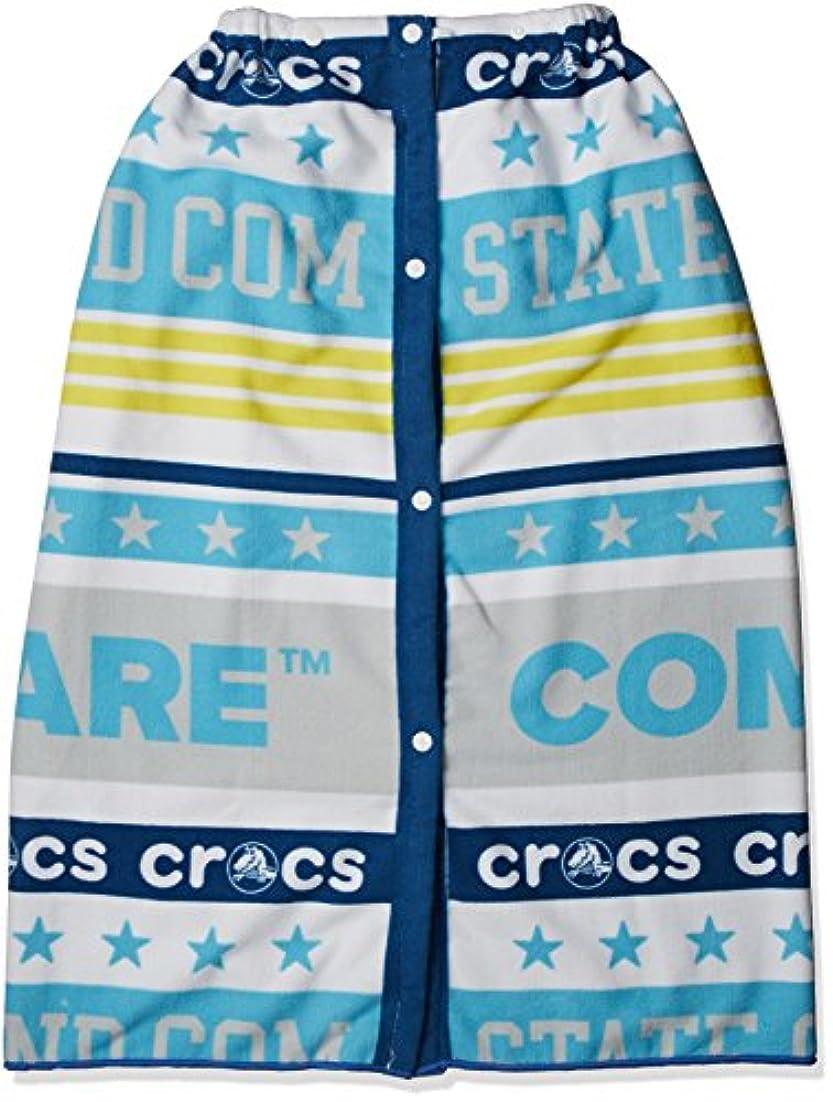 超高層ビルゆりかごライバル(クロックス)CROCS(クロックス) CROCS マイクロファイバー巻きタオル128417