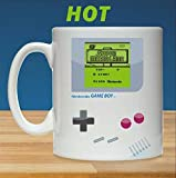 Nintendo Thermo-effect Mug - Gameboy