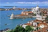1000ピース ヴェネツィアとその潟-イタリア (50x75cm)