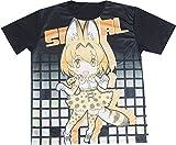 けものフレンズ 半袖Tシャツ Lサイズ サーバル