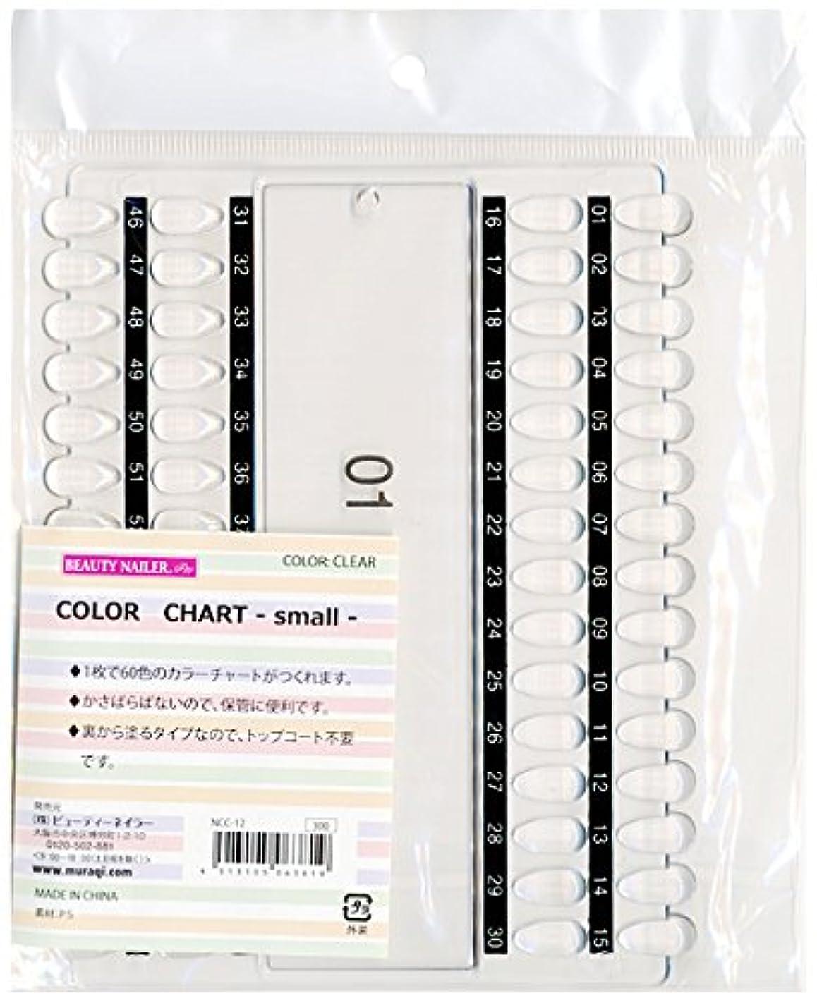 羊飼い使用法キャンディーカラーチャート スモール(NCC-12)