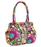 【Vera Bradley ヴェラブラッドリー】 Frame Bag フレームバッグ Va Va Bloom ヴァヴァ ブルーム #12299-127【並行輸入品】