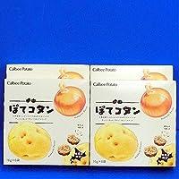カルビーポテト【新パッケージ】ぽてコタン 96g(16g*6袋)×4箱