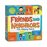 Peaceable Kingdom Friends and Neighbors: The Helping Game Emotional Development Cooperative Game for Kids