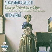 A Scarlatti: Toccatas/Hpschd
