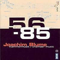 Chamber Music 1956 - 1985