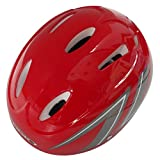 自転車 ヘルメット 幼児・児童用 53~54cm レッド 46361