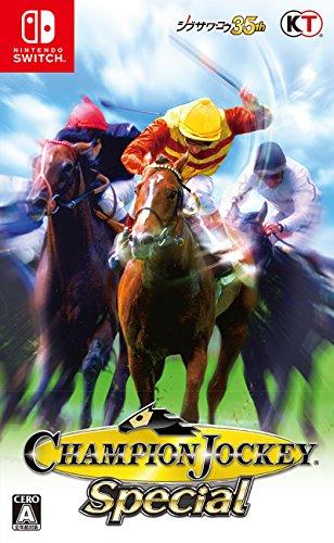 Champion Jockey Special 【オリジナルマリオグッズが抽選で当たるシリアルコード配信(2017/10/26-2018/1/8注文分まで)】