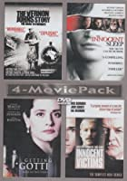 4 Movie Pack - The Vernon Johns Story, The Innocent Sleep, Getting Gotti, Innocent Victims
