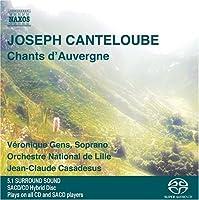 Chants D'Auvergne (Hybr)