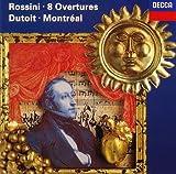 ロッシーニ序曲集 / シャルル・デュトワ (指揮); ジョアキーノ・ロッシーニ (作曲); モントリオール交響楽団 (オーケストラ) (CD - 2006)