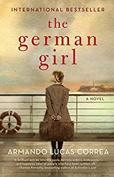 The German Girl by [Correa, Armando Lucas]