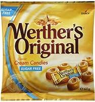Werthers糖無料定番のクリームキャンディバッグ60g×12