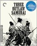三匹の侍 Three Outlaw Samurai (北米版)[Blu-ray][Import]