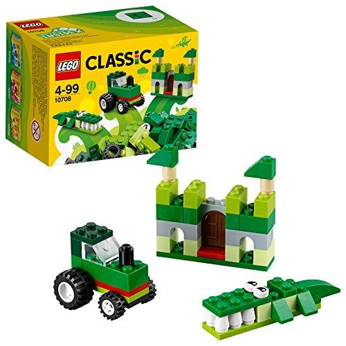 レゴ(LEGO)クラシック アイデアパーツ<緑> 10708...
