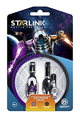 Starlink Weapon Pack Crusher + Legendary Shredder
