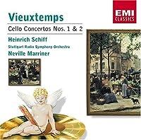 Viextemps: Cello Concertos 1+2