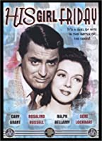 His Girl Friday [DVD] [Import]