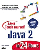 Cover of Sty Java 2 in 24 Hours 2nd