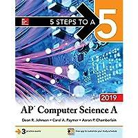 5 Steps to a 5: AP Computer Science A 2019【洋書】 [並行輸入品]