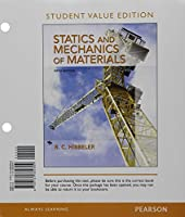 Statics and Mechanics of Materials, Student Value Edition Plus Modified Mastering Engineering with Pearson eText -- Access Card Package (5th Edition)