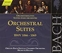 Bach;Orchestra Suites