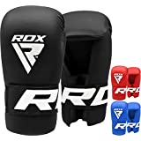 RDX Taekwondo Gloves WTF Training Martial Arts Boxing Sparring TKD Punch Bag Mitts Grappling Karate Fighting