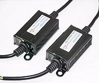 AL キャンセラー 1ペア LED デコーダ ヘッドライト ワーニング キャンセラー オート CAN-BUS 12V AL-AA-4218 [H11]