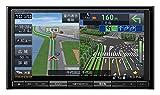 カロッツェリア(パイオニア) 楽ナビ AVIC-RZ103 7型ワイド カーナビ ワンセグ Bluetooth AVIC-RZ103