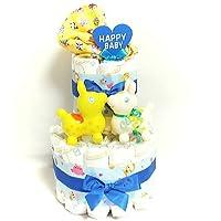 ab8d171853e6e6 【5千円】出産祝いに人気!男の子用おむつケーキおすすめ(2018)ランキング【1ページ】|Gランキング