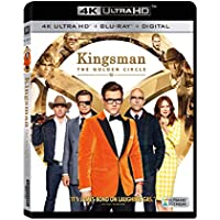 【米国版・日本語対応】キングスマン: ゴールデン・サークル (4K Ultra HD)※ページ下部の商品説明を必ずお読みください