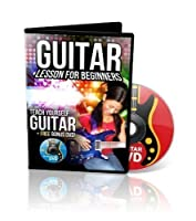 Learn How to Play Guitar DVD for Beginners - Plus Bonus Blues Guitar Lessons DVD [並行輸入品]