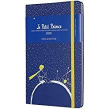 Moleskine - 2020 Limited Edition Petit Prince Diary - Weekly Notebook - Large - Planet