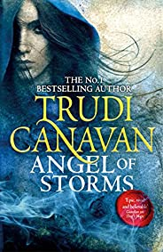 Angel of Storms: The gripping fantasy adventure of danger and forbidden magic (Book 2 of Millennium's Rule)