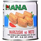 Hana Inarizushi No Moto Seasoned Fried Bean Curd, 9.88 Ounce by Hana [並行輸入品]