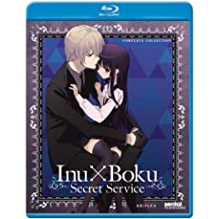 Inu X Boku Ss: Complete Collection [Blu-ray] [Import]