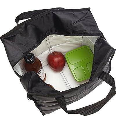 PackIt Freezable Grocery Bag, Geometric