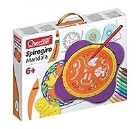 Quercetti Mandala Spirogiro [並行輸入品]