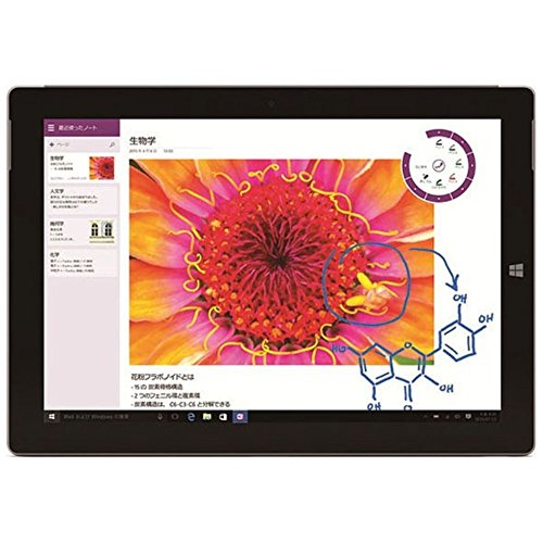 マイクロソフト Surface 3 64GB WiFiモデル 7G5-00026