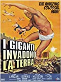 I Giganti Invadono La Terra [Italian Edition] by Russ Bender