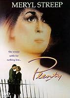 Plenty [DVD] [Import]