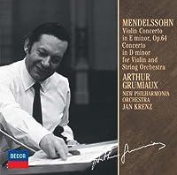 Arthur Grumiaux - Mendelssohn: Violin Concertos [Japan LTD CD] UCCD-9846 by Arthur Grumiaux