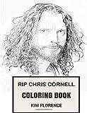 Rip Chris Cornell Coloring Book