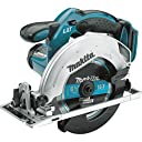 Makita XSS02Z 18V LXT Lithium-Ion Cordless Circular Saw, 6-1/2-Inch, Tool Only by Makita