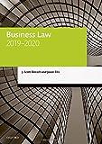 Business Law 2019-2020 (Legal Practice Course Manuals) 画像