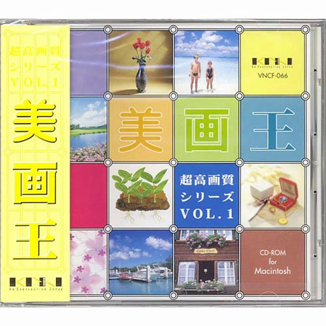 自我工業化する磁気超高画質シリーズ Vol.1 美画王