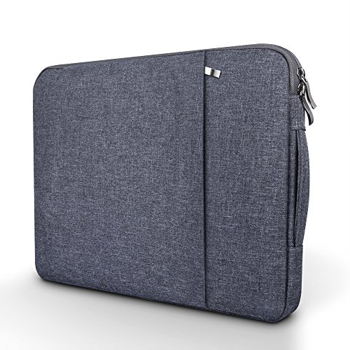 Yarrashop 無地 PC収納インナーケース ノートパソコンケース 11.6インチー対応 pc スリーブケース Macbook Air 11 Surface pro 撥水加工 グレー
