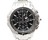 [セイコー]SEIKO メンズ腕時計 Coutura Alarm Chronograph コーチュラ アラーム クロノグラフ SNAE73P1 ブラック文字盤 [逆輸入]